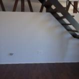 『高松市に壁面TVボード・ブラックウォールナット仕様を納品』の画像