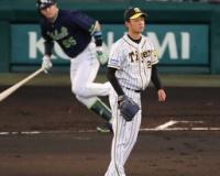 【阪神】9試合連続で先制点を献上 1イニング2失策で両リーグワーストの72失策