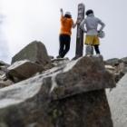 『西穂高岳・2.909M』の画像