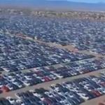 【動画】米国、砂漠にあるフォルクスワーゲン車の壮大な「墓場」、カリフォルニア州に [海外]