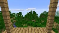 ジャングル都市にさらにいろいろな建築を作る