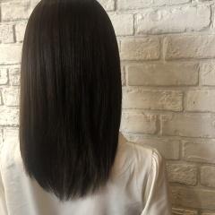 【MINX銀座店】プラチナ縮毛矯正、ツヤ、まとまり、スタイリングが楽。