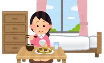 31歳独身女の昼飯
