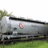 『保存貨車 タキ8450形タキ8453』の画像