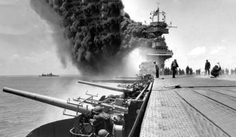 ミッドウェー海戦ってなんで日本軍負けたん?この戦力差やぞ