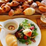 『中級 バターロール、ドーナツ 冬期 デニッシュ食パン、マルゲリータ』の画像