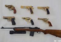実弾を撃てる「無可動実銃」所持の疑いでモデルガンショップ経営者ら2人を逮捕…千葉県警!