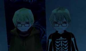 タルラークとハロウィンタルラークの髪の色が違うwwwwww