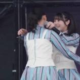 『柿崎芽実、これが最後のライブになるか・・・【日向坂46】』の画像
