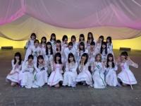 【画像】坂道AKBの集合写真で乃木坂46のビジュアルが圧勝!!!