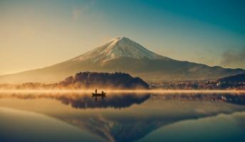 富士山に夜ひとりで登山したら一生の思い出ができた話