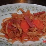 『意外なトマト煮』の画像
