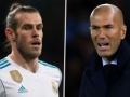 レアル・マドリー、ジダンがベイルら3選手と面談して戦力外を通告…スペイン紙報じる