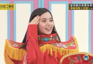 乃木坂の齋藤飛鳥が披露した中国の『変面』が凄すぎる件! どうなってるのこれ?