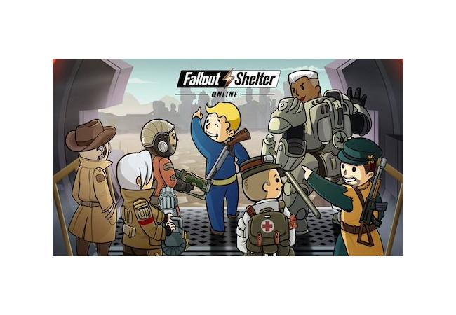 『Fallout Shelter Online』やっとるやつおる?