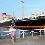 『【留美子讃歌 36】軽快でカジュアルな装いが,おしゃれな港町にピッタリ』の画像