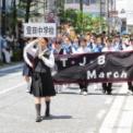 2014年 第11回大船まつり その31(パレード・松竹通り/豊田中学校吹奏楽部)