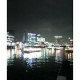 『東京港に映す屋形のひかり』の画像