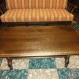 『【飛騨・高山の家具】 飛騨産業のオリジナル仕様のプロヴィンシャルのリビングテーブル』の画像