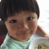 『魔の2歳もオシマイ〜! 次女、3歳へ』の画像