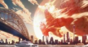 【機動戦士ガンダム THE ORIGIN】第9話 感想 始まりにすぎないコロニー落とし