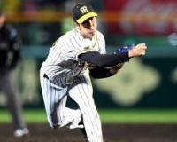 青柳晃洋(23) 13試合 4勝5敗 防御率3.29