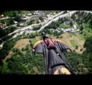 【危険度MAX】スイスの山でウイングスーツジャンパーが事故死。3日間で2人目