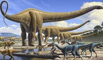 恐竜はなぜ知的生命体に進化しなかったのか