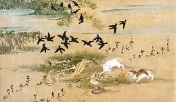 【閲覧注意】女性の死体が腐敗していく様子を描いた『九相図』が恐ろし深い