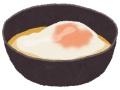 【画像】元NGT山口真帆さん(24)、レンジで温泉卵を作ろうとして破裂する