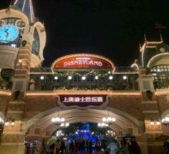 【上海クリスマス2019】スケジュール大公開!深夜便で行く1泊4日の上海ディズニー1日目!