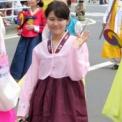 2016年横浜開港記念みなと祭国際仮装行列第64回ザよこはまパレード その67(在日本大韓民国民団神奈川県地方本部)