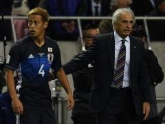 日本代表・ハリルホジッチ監督の本田圭佑への気遣いは、チームの上昇ムードに水を差す!?「支持率は30~40%という印象」by 杉山茂樹