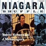 『CD Review:小林陽一&J,Messengers「NIAGARA SHUFFLE」』の画像