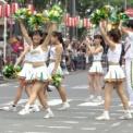 第16回湘南台ファンタジア2014 その12(慶應義塾大学チアリーディングサークルrainbows)の4