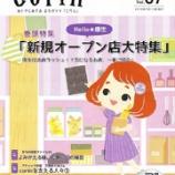 『corin おトクにあそぶ まちガイド「こりん」Vol.07【2018年7月15日発行】』の画像