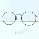 『カジュアルにも、サングラスでもオシャレ!オーバーサイズラウンド型メガネMr.Gentleman Eyewear、『RIVER』』の画像