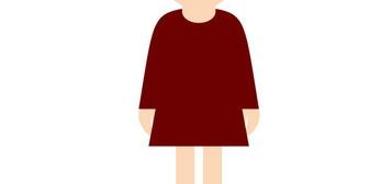 嫁が息子をおかっぱ頭にして髪を結んで女物の服や着せたり、スカート履かせたりしてるんだけど…