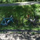 『先日、戸隠に自転車で登ってきたときの写真を。』の画像