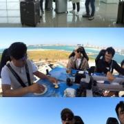 『【3月13日OA】「集まってこそ旅立てる」ウン・ジウォン、ドバイ旅行に合流!空中レストランに仰天!』の画像