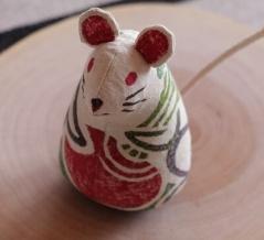 【正月インテリア】このネズミに一目惚れ♪毎年揃えていきたい可愛らしさ!