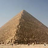 『【ギザの大ピラミッド】内部の部屋に電磁エネルギーを集められる構造と判明』の画像