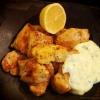 【鶏胸肉レシピ】スパイシーな「チキンソテークリームチーズソース」
