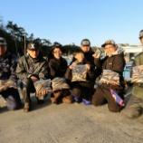 『11月10日 ハゼ釣り 300匹超 今季一番の釣果でしたよ~♪』の画像