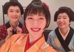 【乃木坂46】伊藤純奈出演舞台「阿呆浪士」レポwwwww