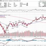 『【原油】供給不足による原油高を追い風にエネルギー株に注目集まる』の画像