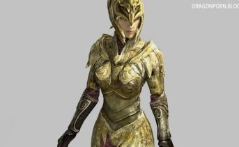 Truly Light Elven Armor (female)