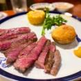【心斎橋】人気のステーキ店の継承店は激旨だった ~黒毛和牛 ステーキハウス もり川