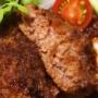 【献立】ハンバーグ。~サシの綺麗な牛肉が美術館に飾られていたら、私は喜んで観ると思う~