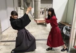 【朗報】山崎伶奈さん、齋藤飛鳥さんと2人で渋谷に遊びに行く仲だった
